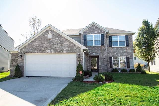 11255 Duncan Drive, Fishers, IN 46038 (MLS #21676111) :: AR/haus Group Realty