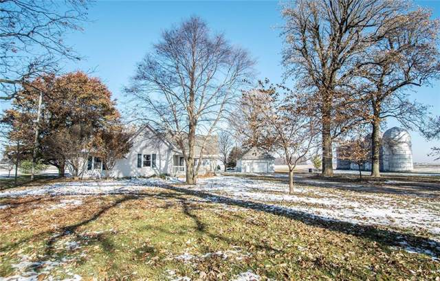 322 E Division Road, Tipton, IN 46072 (MLS #21676114) :: Heard Real Estate Team | eXp Realty, LLC