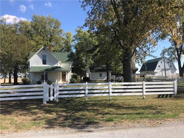 1866 N 450 W, Rushville, IN 46173 (MLS #21676136) :: FC Tucker Company