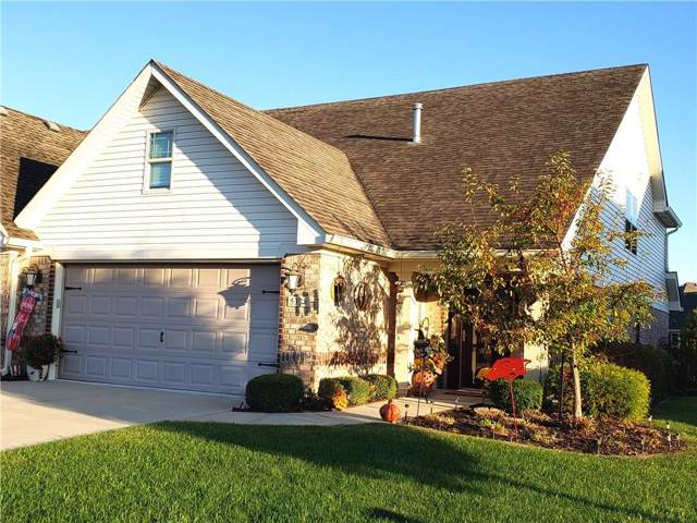 5378 Buckingham Lane, Plainfield, IN 46168 (MLS #21676140) :: The Indy Property Source