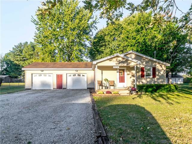 5210 Campbell Street, Columbus, IN 47201 (MLS #21676142) :: FC Tucker Company