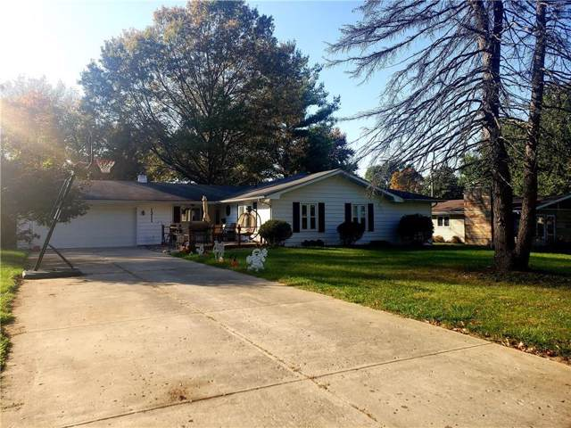 1311 Oakland Drive, Anderson, IN 46012 (MLS #21676151) :: Mike Price Realty Team - RE/MAX Centerstone