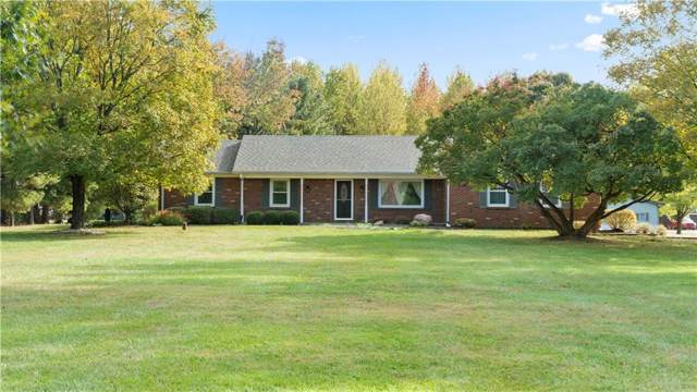 9583 S County Road 100 E, Clayton, IN 46118 (MLS #21676167) :: The Indy Property Source