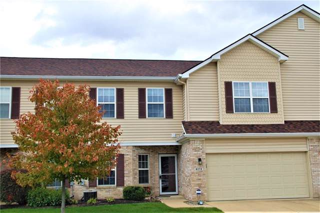 6272 Eller Creek Drive, Fishers, IN 46038 (MLS #21676183) :: Mike Price Realty Team - RE/MAX Centerstone