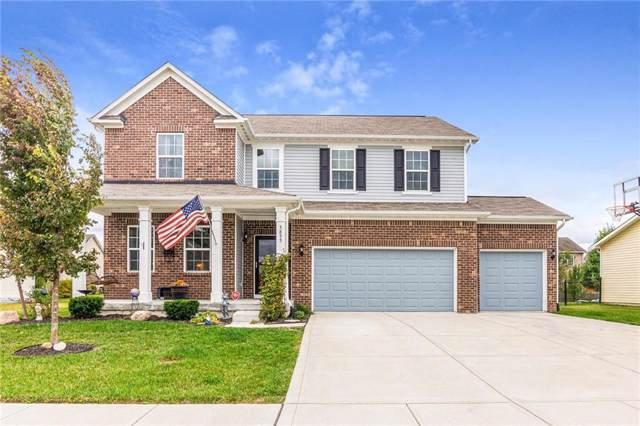 5855 W Commonview Drive, Mccordsville, IN 46055 (MLS #21676208) :: Mike Price Realty Team - RE/MAX Centerstone