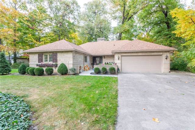 46 River Forest Street, Anderson, IN 46011 (MLS #21676220) :: The ORR Home Selling Team