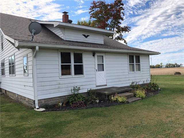 7521 E Division Road, Tipton, IN 46036 (MLS #21676225) :: Heard Real Estate Team | eXp Realty, LLC