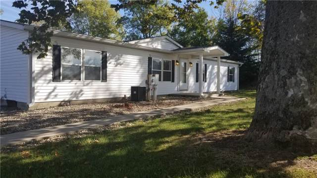 1566 E 900 S, Markleville, IN 46056 (MLS #21676261) :: Mike Price Realty Team - RE/MAX Centerstone