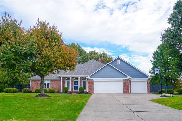 6945 Romeo Court, Avon, IN 46123 (MLS #21676270) :: The Indy Property Source