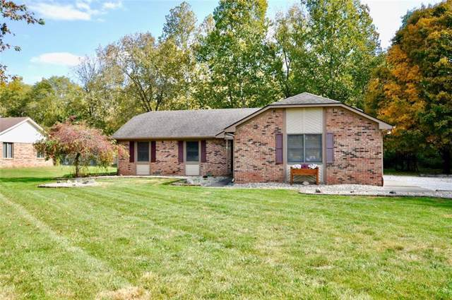 1061 N 600 E, Avon, IN 46123 (MLS #21676280) :: The Indy Property Source