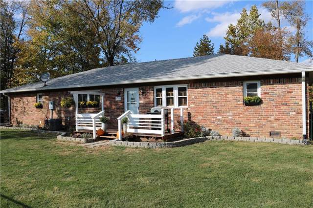 6709 E County Road 300 S, Greencastle, IN 46135 (MLS #21676281) :: Mike Price Realty Team - RE/MAX Centerstone