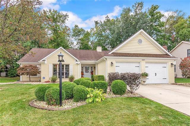 7687 Garrick Street, Fishers, IN 46038 (MLS #21676287) :: Mike Price Realty Team - RE/MAX Centerstone