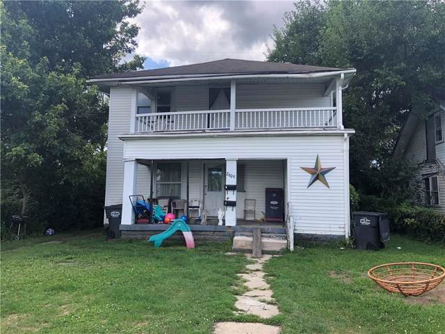 2609 E Lynn Street, Anderson, IN 46016 (MLS #21676331) :: The Star Team | RE/MAX Realty Group