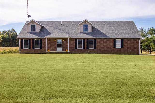 3107 E County Road 820 S, Greensburg, IN 47240 (MLS #21676339) :: Mike Price Realty Team - RE/MAX Centerstone