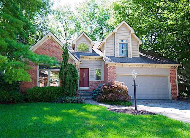 5504 Yellow Birch Way, Indianapolis, IN 46254 (MLS #21676348) :: HergGroup Indianapolis