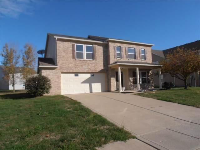 10552 Ballard Drive, Brownsburg, IN 46112 (MLS #21676387) :: Richwine Elite Group
