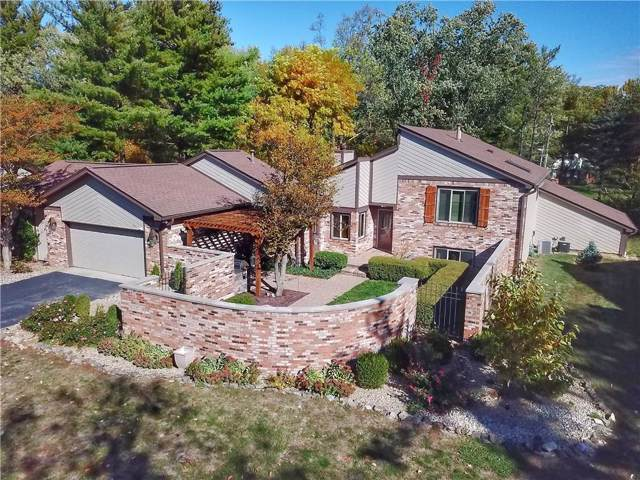5401 Greenwillow Drive, Indianapolis, IN 46226 (MLS #21676446) :: The Indy Property Source