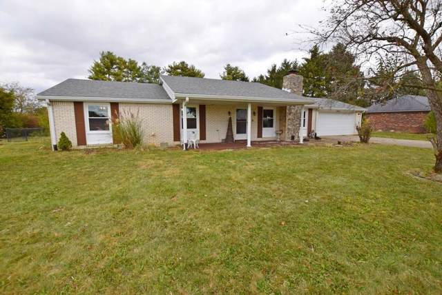 1200 W Mckenzie Road, Greenfield, IN 46140 (MLS #21676454) :: Mike Price Realty Team - RE/MAX Centerstone