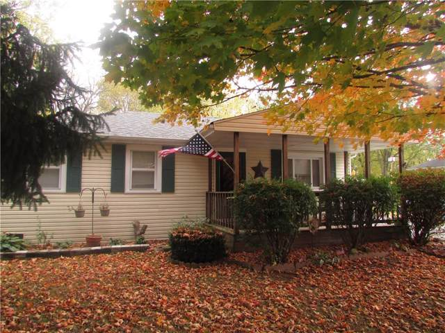 136 S 10TH Street, Middletown, IN 47356 (MLS #21676474) :: The ORR Home Selling Team