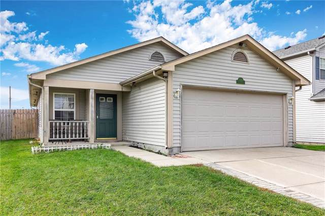 7139 Pluto Drive, Indianapolis, IN 46241 (MLS #21676481) :: HergGroup Indianapolis