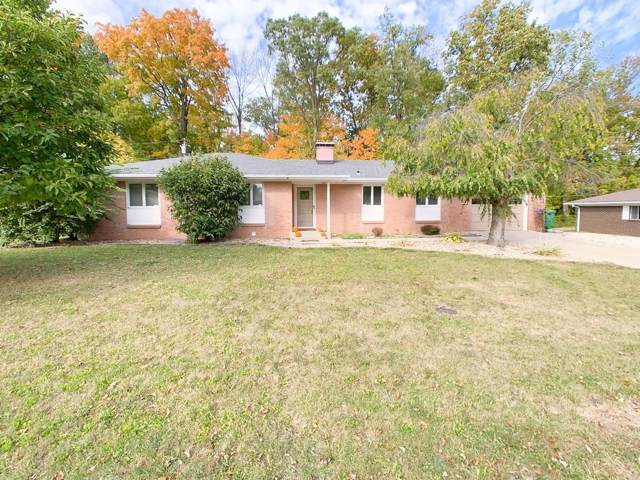 970 Jameson Court, New Castle, IN 47362 (MLS #21676494) :: The ORR Home Selling Team