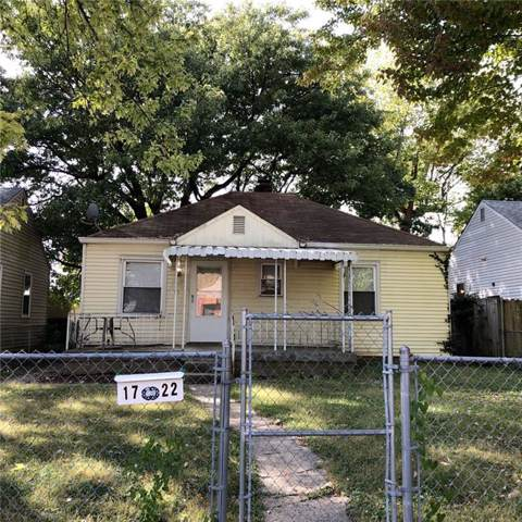 1722 N Linwood Avenue, Indianapolis, IN 46218 (MLS #21676497) :: David Brenton's Team
