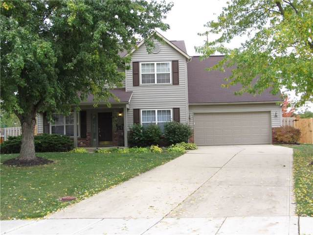 10623 Eric Court, Fishers, IN 46037 (MLS #21676509) :: Mike Price Realty Team - RE/MAX Centerstone