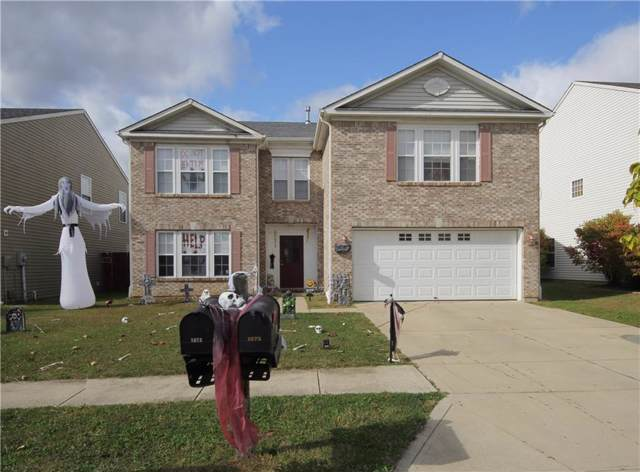 1672 Howell Drive, Indianapolis, IN 46231 (MLS #21676555) :: Your Journey Team