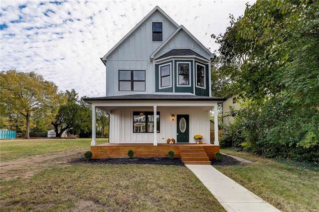 2425 N College Avenue, Indianapolis, IN 46205 (MLS #21676590) :: AR/haus Group Realty
