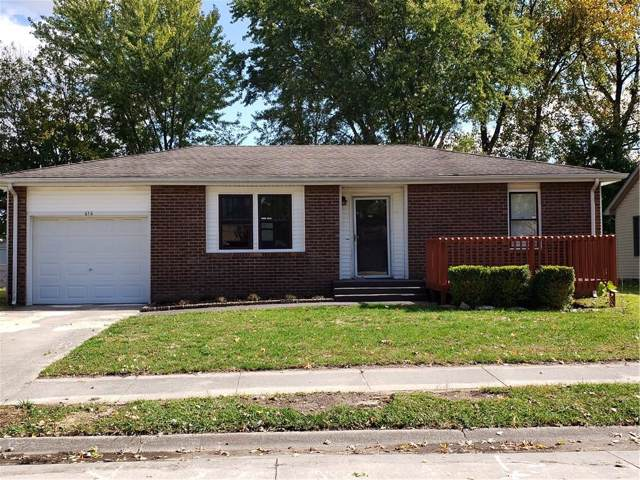 616 N Jackson Park Drive, Seymour, IN 47274 (MLS #21676638) :: HergGroup Indianapolis