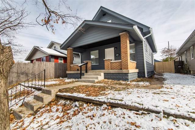 965 N Drexel Avenue, Indianapolis, IN 46201 (MLS #21676672) :: Mike Price Realty Team - RE/MAX Centerstone