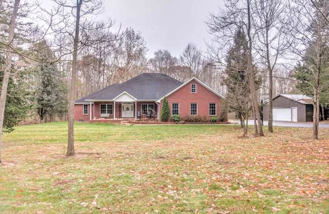 7855 N Briarhopper Road, Monrovia, IN 46157 (MLS #21676681) :: Mike Price Realty Team - RE/MAX Centerstone