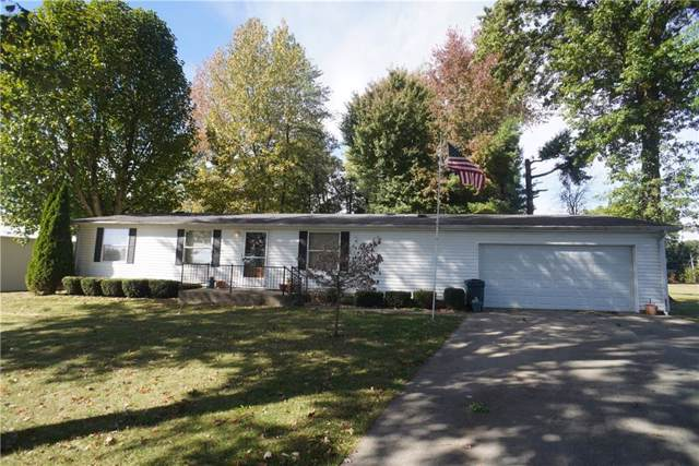 1007 Columbia Avenue, Osgood, IN 47037 (MLS #21676728) :: Mike Price Realty Team - RE/MAX Centerstone