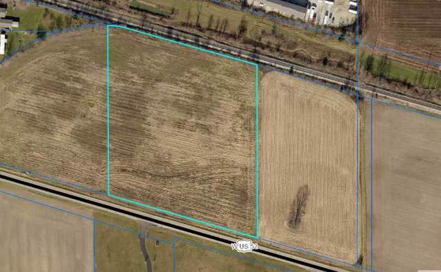 0 E Us 52, New Palestine, IN 46163 (MLS #21676739) :: The Indy Property Source