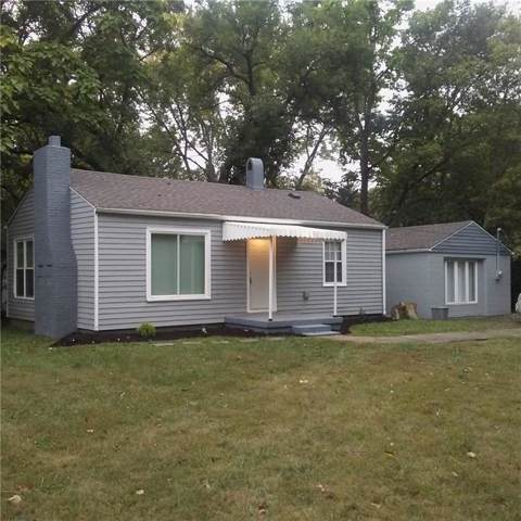 4140 N Edmondson Drive NE, Indianapolis, IN 46226 (MLS #21676778) :: The Star Team | RE/MAX Realty Group