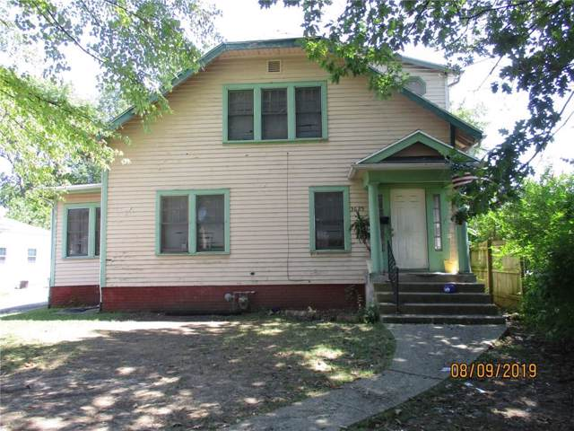 3625 N Denny Street, Indianapolis, IN 46218 (MLS #21677801) :: The Indy Property Source