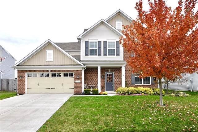 14394 Glapthorn Road, Fishers, IN 46037 (MLS #21677808) :: AR/haus Group Realty