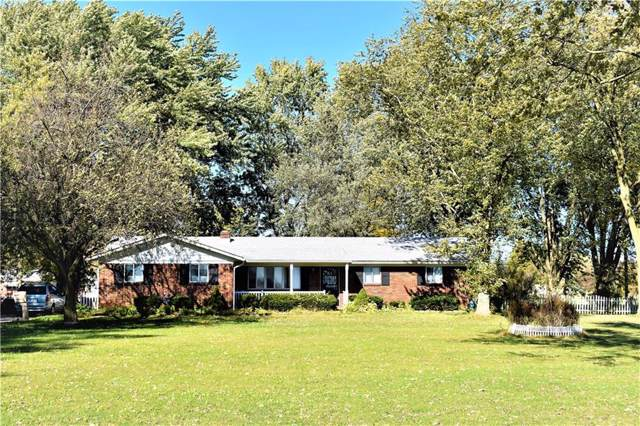 1056 E County Road 1000 S, Clayton, IN 46118 (MLS #21677896) :: Heard Real Estate Team | eXp Realty, LLC