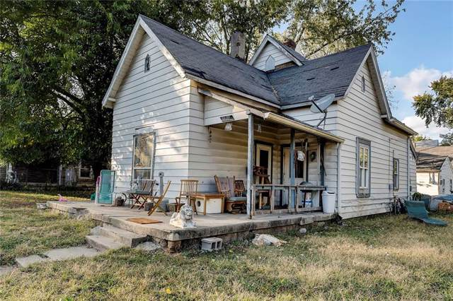 1610 W New York Street, Indianapolis, IN 46222 (MLS #21677967) :: Anthony Robinson & AMR Real Estate Group LLC
