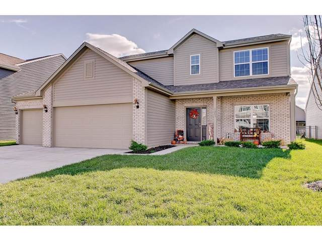 1283 Crabapple Road, Franklin, IN 46131 (MLS #21677970) :: The Indy Property Source