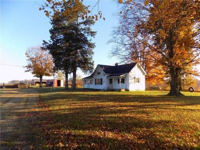 601 Quincy Road, Quincy, IN 47456 (MLS #21677991) :: The Star Team | RE/MAX Realty Group