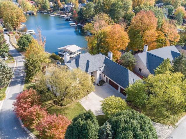 9067 Admirals Bay Drive, Indianapolis, IN 46236 (MLS #21678173) :: The Indy Property Source
