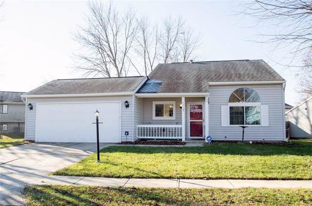 11115 Wismar Drive, Indianapolis, IN 46235 (MLS #21678272) :: The Indy Property Source