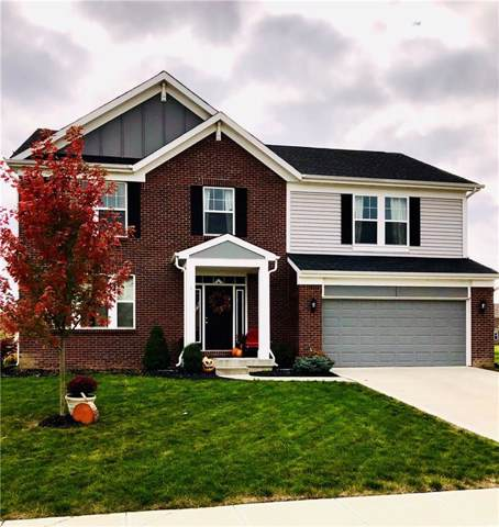 3245 Wild Flower Court, Bargersville, IN 46106 (MLS #21678281) :: The Indy Property Source