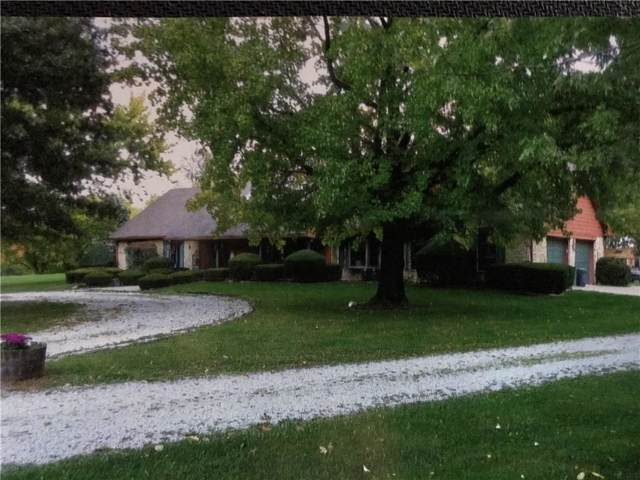 2255 S County Road 125 W, Danville, IN 46122 (MLS #21678284) :: The Indy Property Source