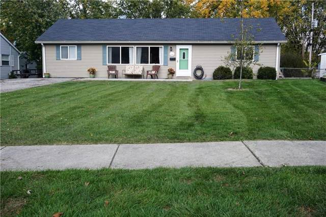 635 Park Drive, Greenwood, IN 46143 (MLS #21678306) :: Your Journey Team