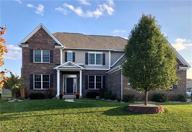 6139 Roxburgh Place, Noblesville, IN 46062 (MLS #21678312) :: The Evelo Team