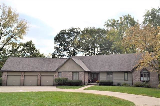 110 Spring Street, Danville, IN 46122 (MLS #21678332) :: The Indy Property Source