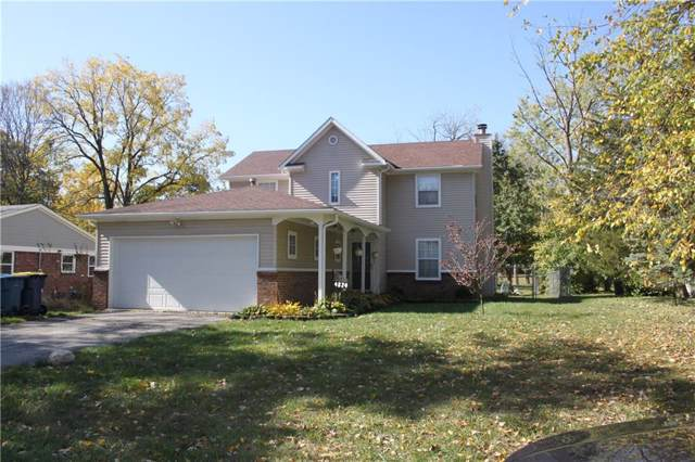 4824 Sylvan Road, Indianapolis, IN 46228 (MLS #21678359) :: Heard Real Estate Team | eXp Realty, LLC