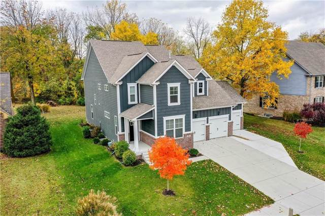 1015 Wellworth Drive, Cicero, IN 46034 (MLS #21678470) :: Mike Price Realty Team - RE/MAX Centerstone
